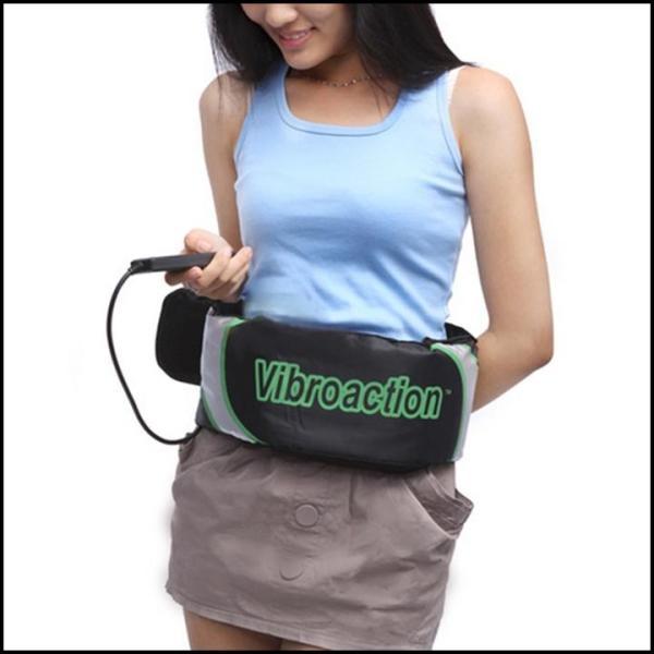Đai mát xa Vibroaction TM giảm mỡ bụng, tự động mát xa làm đẹp cho mọi người