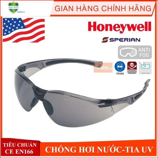 Giá bán Kính Bảo Hộ Honeywell A800 Kính Chống Bụi Chống Trầy Xước - Đọng Hơi Nước - Tia Uv (Màu Đen)