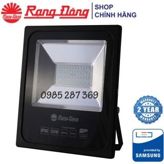 Đèn Chiếu Pha LED Rạng Đông 50W IP 65, Chống Bụi, Chống Nước, ChipLED Samsung thumbnail