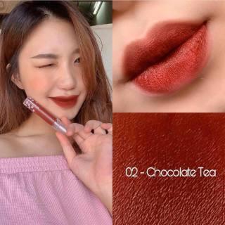 (Sẵn 4 màu) Son Kem Romand Milk Tea Velvet Tint thumbnail