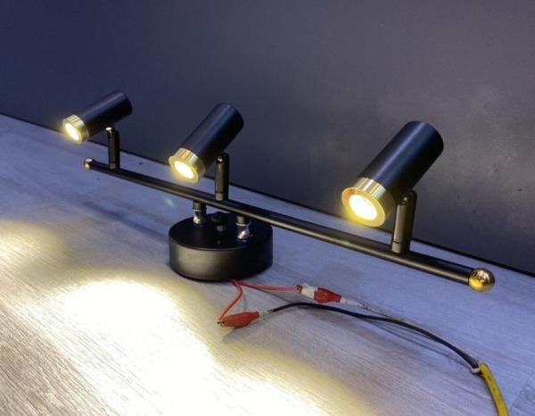 Bảng giá Đèn soi tranh - Đèn rọi gương LED FETER trang trí sang trọng, tinh tế.
