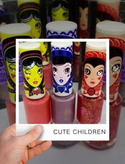 Sơn móng tay Anna Sui Nhật- Combo 3 chai cực nhanh khô , có quà tặng thumbnail