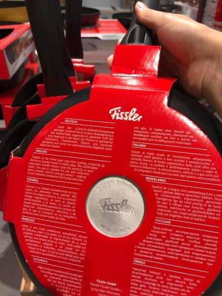 Chảo chống dính Fissler Cenit 24 cm