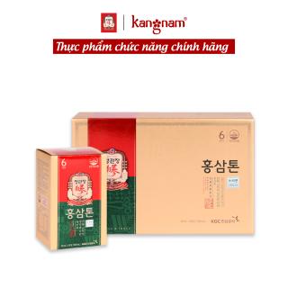 Nước hồng sâm pha sẵn dạng gói Tonic Original KGC Cheong Kwan Jang 50ml x 30 gói - Tăng đề kháng, phục hồi năng lượng, cải thiện trí nhớ, thúc đẩy giấc ngủ thumbnail
