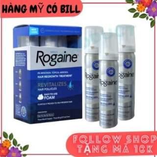 Mọc tóc nam Men's Rogaine Hair Regrowth Treatment Foam 60ml