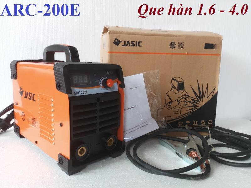 Mua Ngay Máy hàn điện tử Jasic ZX7-200E Hàng Chất lượng Tốt