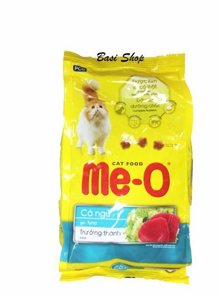 Thức Ăn Mèo Me-O Vị Cá Ngừ Cho Mèo Trường Thành 350g - Thức Ăn Mèo Của Thái Lan