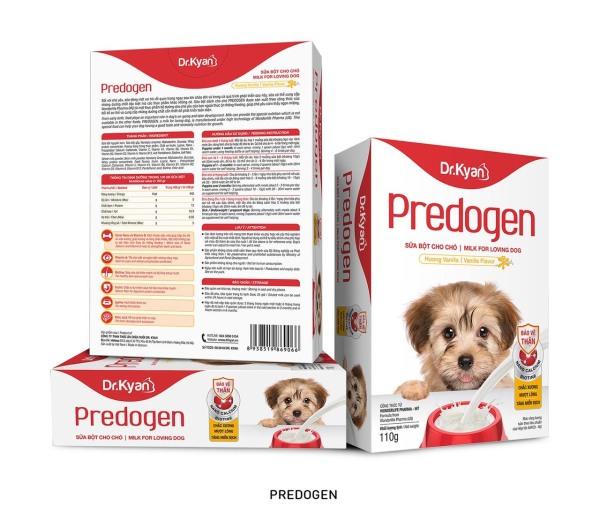 Sữa bột dinh dưỡng Dr.Kyan Precaten cho chó mèo