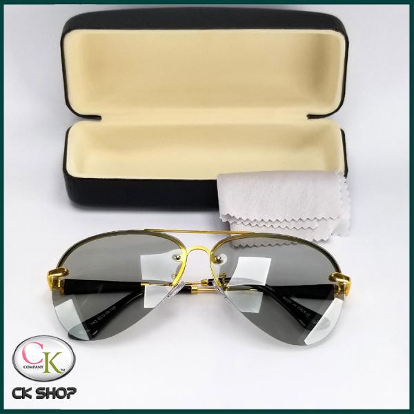 Giá bán Mắt kính nam đổi màu dùng cho ngày và đêm - Kính nam thời trang đổi màu bảo hành 12 tháng, tặng hộp đựng kính và khăn lau kính