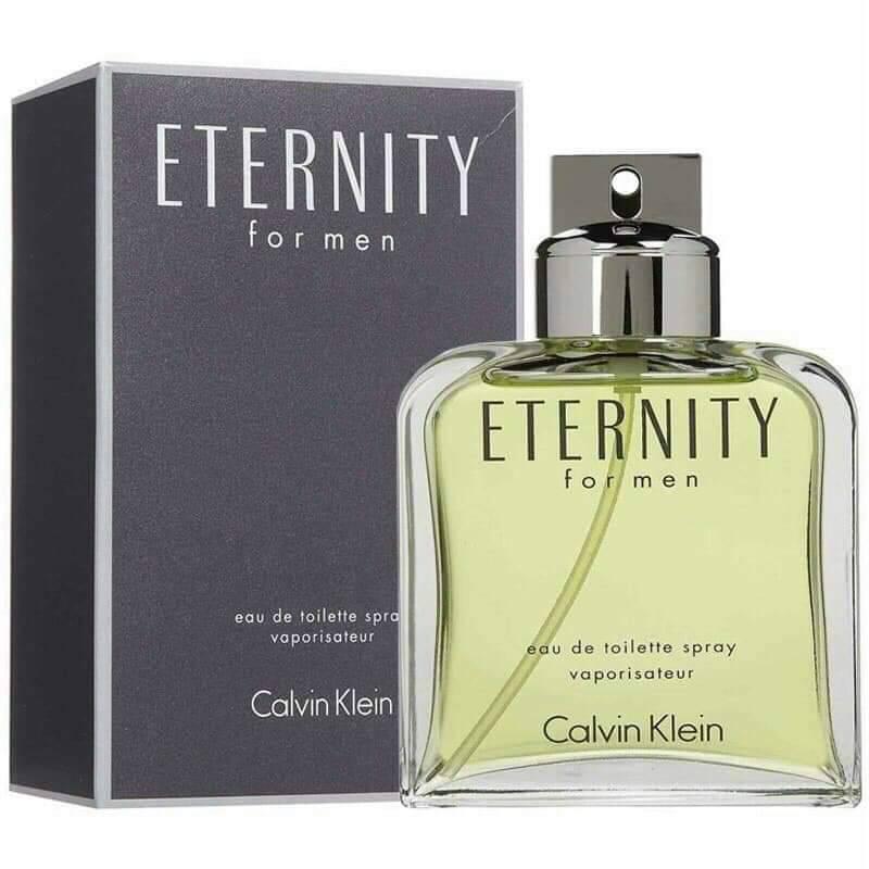 Nước hoa nam Calvin Klein CK Eternity For Men EDT 100ml