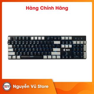 Bàn phím cơ BJX KM9 Full Size Black - Hàng Chính Hãng thumbnail