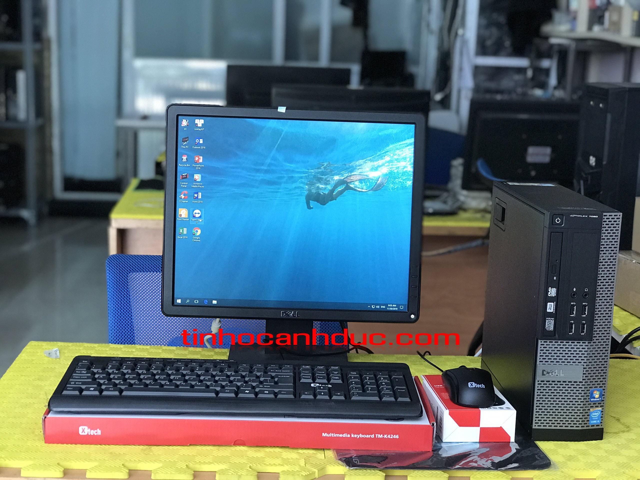 Bộ Máy Tính để Bàn Nâng Cấp Intel® Pentium® G3xxx NHẬP KHẨU TRỌN BỘ CẢ MÀN HÌNH Lướt Web Chạy Siêu Mượt Office, Autocad, Photoshop..... KM LOA NGHE NHẠC CỰC ĐÃ Có Giá Rất Tốt