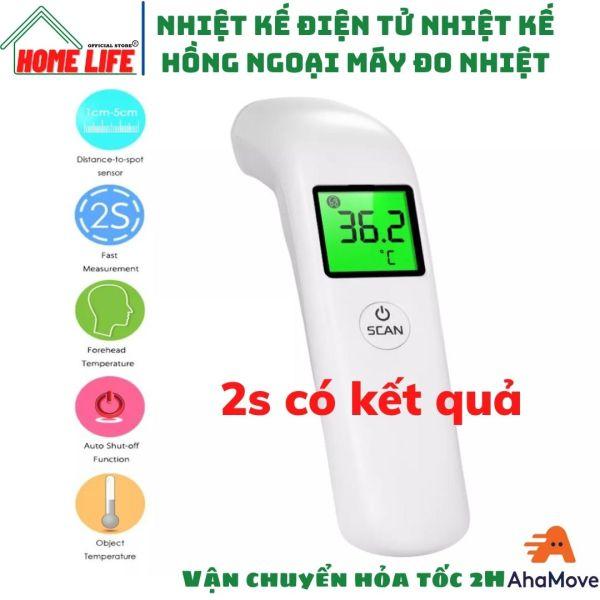 Máy Đo Nhiệt Kế Cho Bé Infrared CK-T1803 - Máy Đo Nhiệt Độ Tiện Dụng, Máy Đo Nhiệt Độ Cơ Thể - Phòng Ngủ - Nước Và Sữa Cho Bé, Nhiệt kế hồng ngoại bán chạy