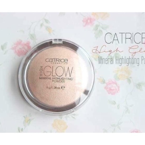 PHẤN BẮT SÁNG Highlight CATRICE High Glow Mineral Highlighting Power Light Infusion tốt nhất