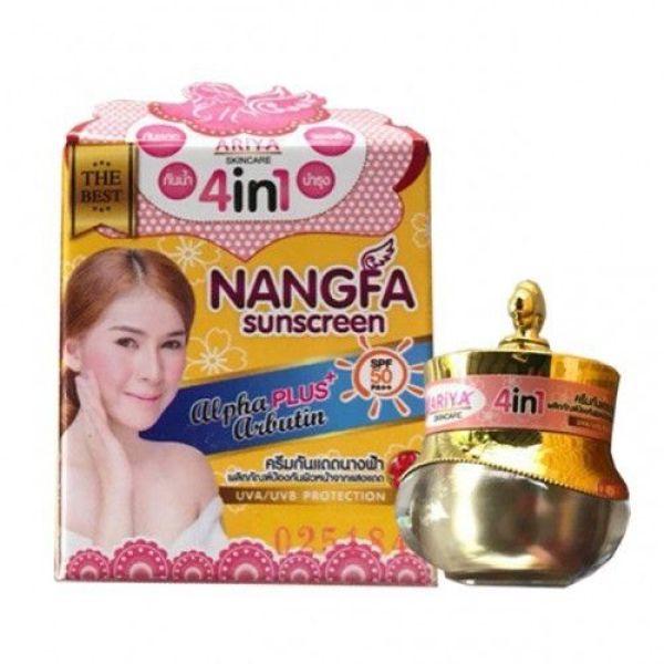Kem Dưỡng Da Chống Nắng Nangfa Thái Lan