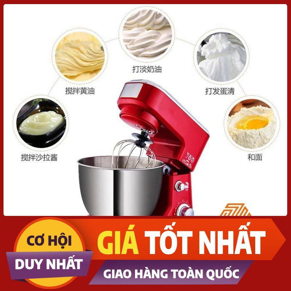 Máy đánh kem, trộn, nhào bột 3 in 1 STELANG( dung tích 4 lít)