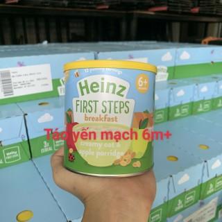 Bột ăn dặm heizn anh hộp 200g vị táo yến mạch 6m+, có thành phần thơm ngon, bổ dưỡng, được sản xuất trong môi trường đảm bảo vệ sinh an toàn thực phẩm, cho bé yêu bữa ăn bổ dưỡng thumbnail