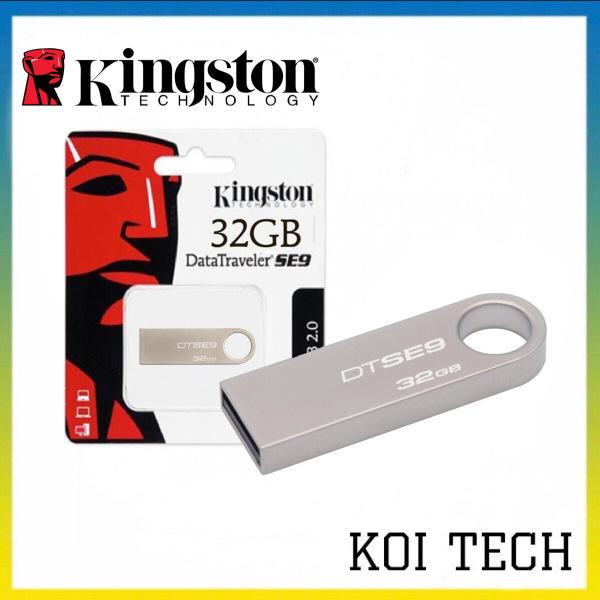 Bảng giá USB Kingston 2.0 DataTraveler SE9 32GB - BH 1 ĐỔI 1 TRONG 5 NĂM Phong Vũ