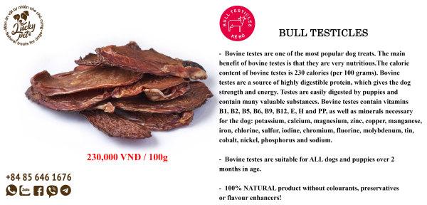 Bull Testicles