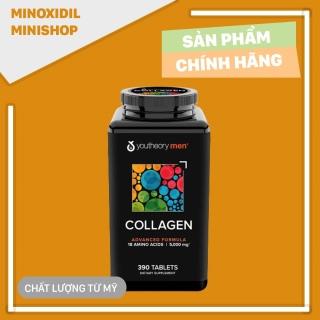 Collagen Youtheory Men s Type 1 2 & 3 - 390 viên Dành Cho Nam Giới thumbnail