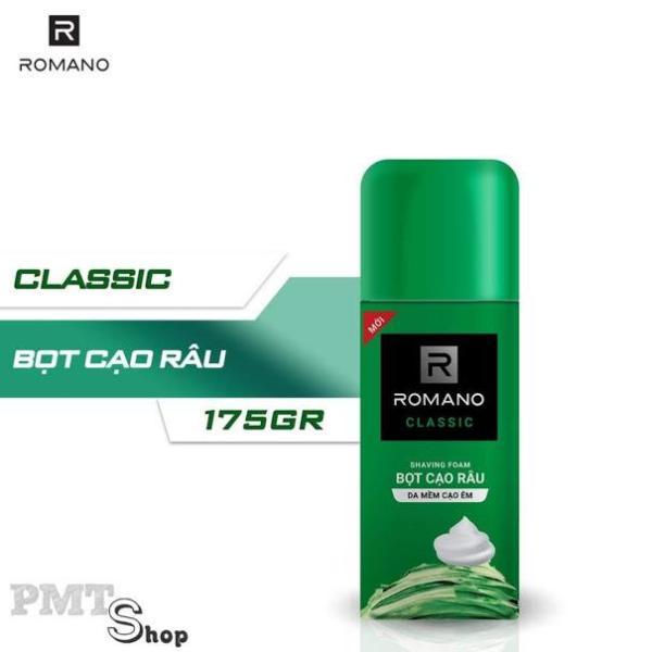 Kem Bọt Cạo Râu Romano Classic 175ml giá rẻ