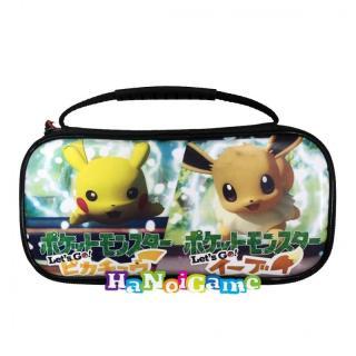 Bao đựng du lịch Pokemon Lets go cho máy Nintendo Switch thumbnail