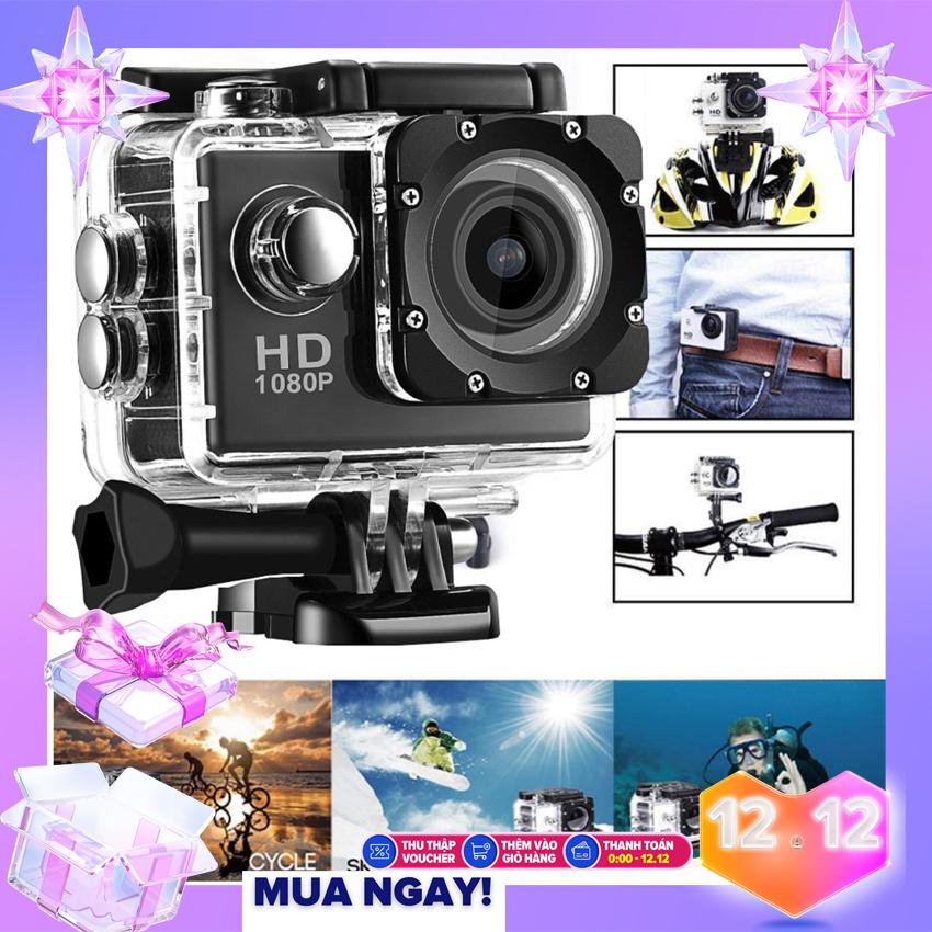 ( GIẢM GIÁ ) Top Camera Hành Trình Xe Máy Mini VietMap , Xiaomi ,GoPro - Camera Hành Trình Xe Máy Gắn Mũ Bảo Hiểm - Camera Hành Trình Hành Động Giá Rẻ Cho Dân Đi Phượt - Bảo Hành 1 Đổi 1