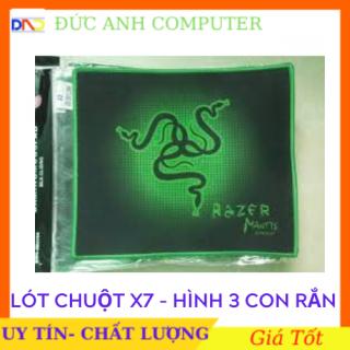 Miếng lót chuột X7 - Bề mặt siêu mịn - Dành cho mọi game thủ thumbnail