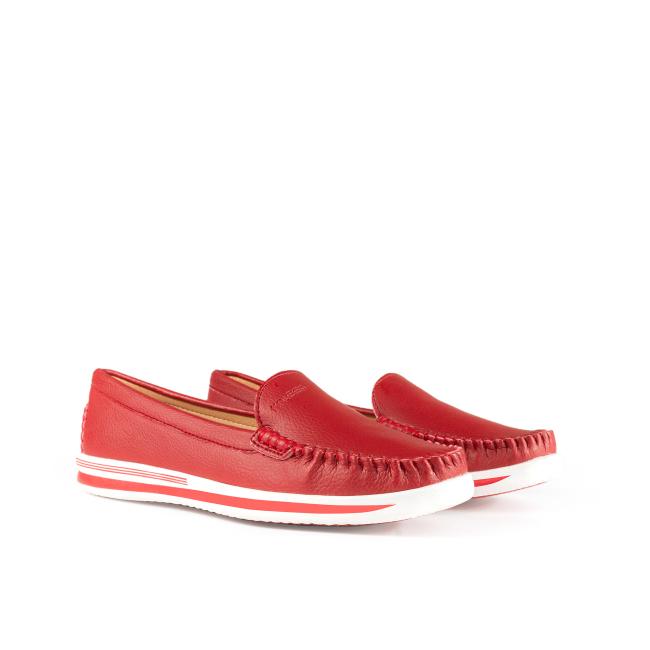 Giày bệt moca - Kaleea hàng VNXK sử dụng da bò nguyên tấm basic - Kaleea giá rẻ