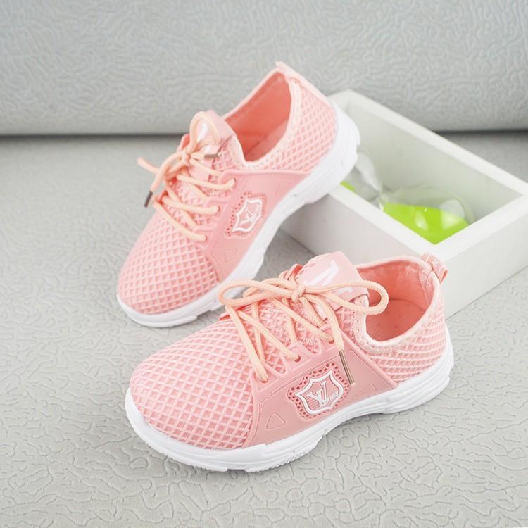Giá bán giày lười bé trai- bé gái mũi mềm size 29-39