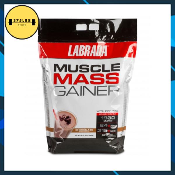 [CHÍNH HÃNG] Sữa tăng cân Muscle Mass Gainer 12Lbs (5.44Kg)
