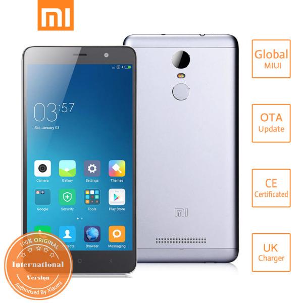 Điện thoại Smartphone Xiaomi Redmi Note 3 Pro 2sim (3GB/32GB) - Màn hình IPS LCD, 5.5, HD