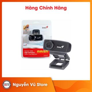 Webcam Genius RS2 FaceCam 1000X V2 HD 720P - Hàng Chính Hãng thumbnail