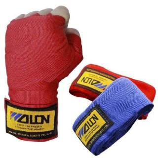 Băng đa võ thuật - băng đa cuốn tay Wolon cao cấp thế hệ 4.0 - Chất liệu vải thoáng mát, cuốn chắc tay - Dành cho dân chuyên boxing, mma, đối kháng, sparring thumbnail