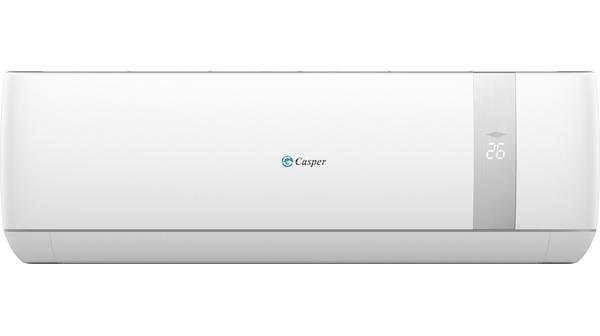 [Trả góp 0%]Máy lạnh Casper 1.5 HP SC-12TL32 - Thiết kế thông minh Easy Care tiết kiệm thời gian lắt đặt Chế độ làm lạnh nhanh Turbo làm mát ngay tức thì Cảm biến i-Feel tự động tăng giảm nhiệt độ phù hợp