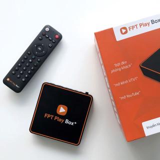 [HCM]Tivibox FPT Playbox 2020 Plus chính hãng mới thumbnail