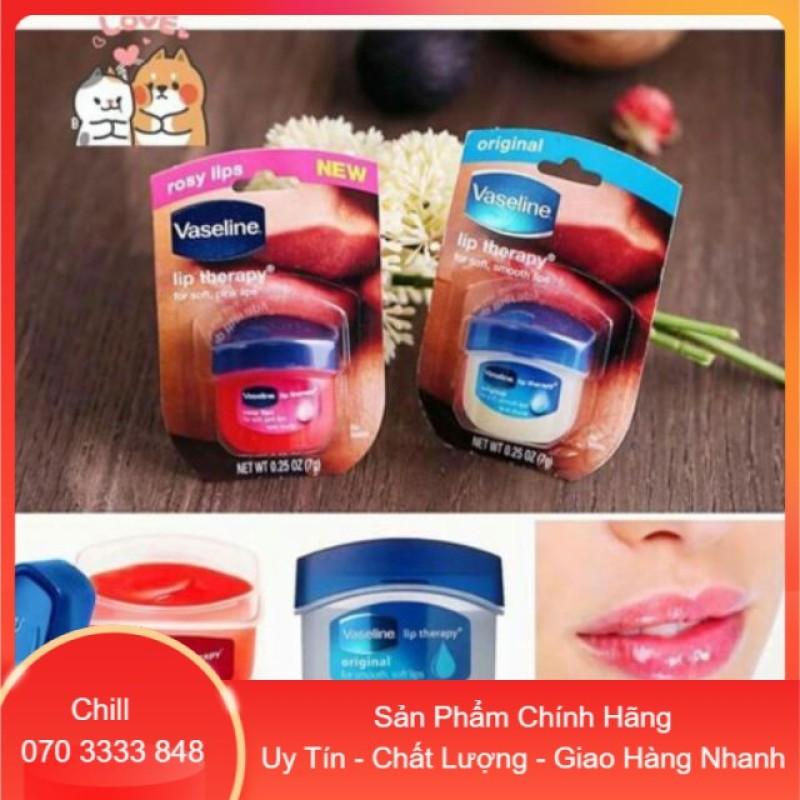 [Hàng Công Ty] Sáp Dưỡng Môi Vaseline Lip Therapies