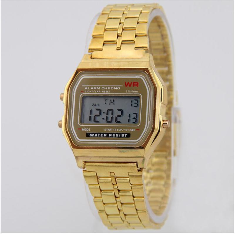 Nơi bán Đồng hồ điện tử WR,Đồng hồ Unisex mặt vuông