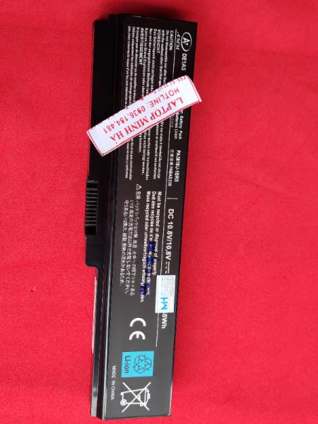 Bảng giá Pin laptop Toshiba Satellite L755 Series, Pin  Toshiba Satellite L755 Series Phong Vũ