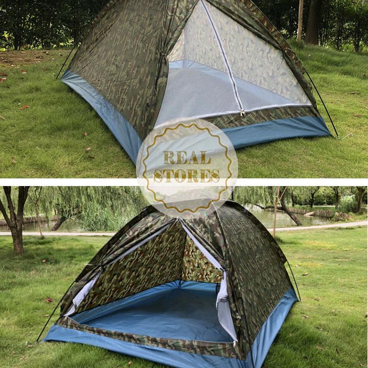 Lều cắm trại, câu cá có ngăn thoáng kích thước 200x140x110cm