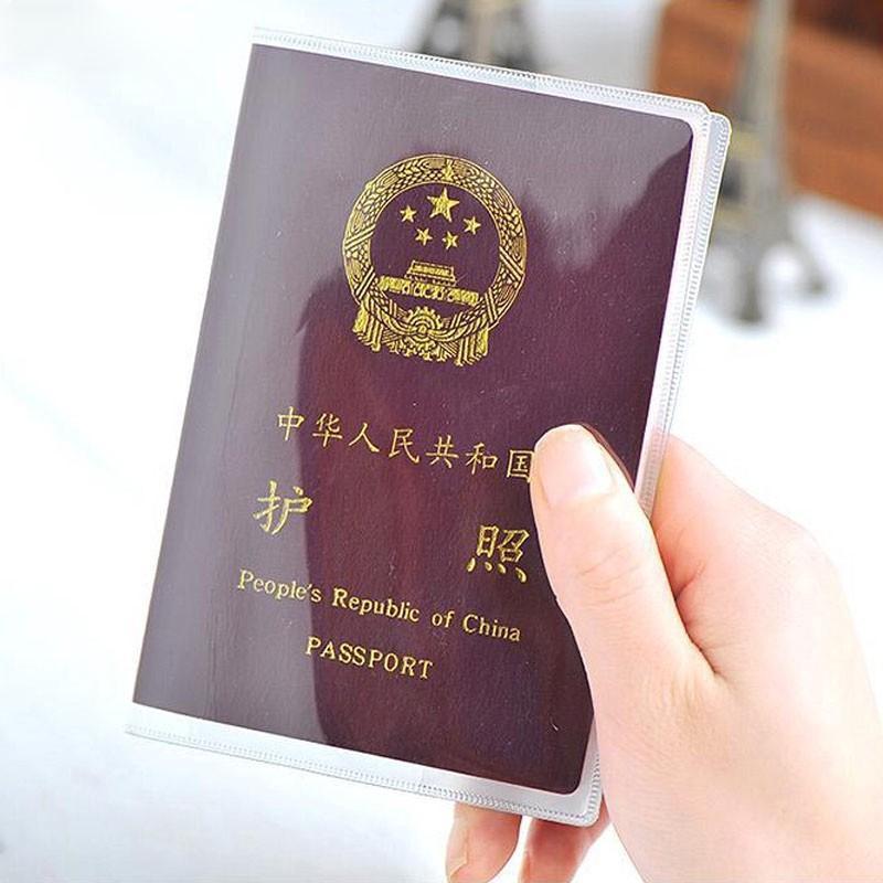 Coupon Khuyến Mại Bao Bìa Vỏ Bọc Hộ Chiếu - Passport (PVC Trong Suốt)