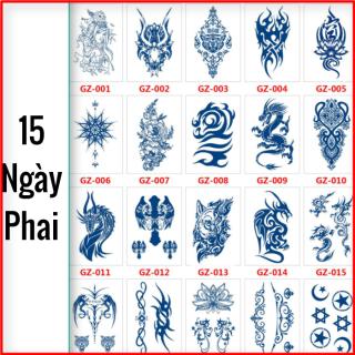[HCM]Hình Xăm Dán 15 ngày công nghệ NANO thumbnail