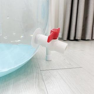 Bể bơi thành cao Doctor Dolphin loại to (Tặng kèm phao, bơm...) 2