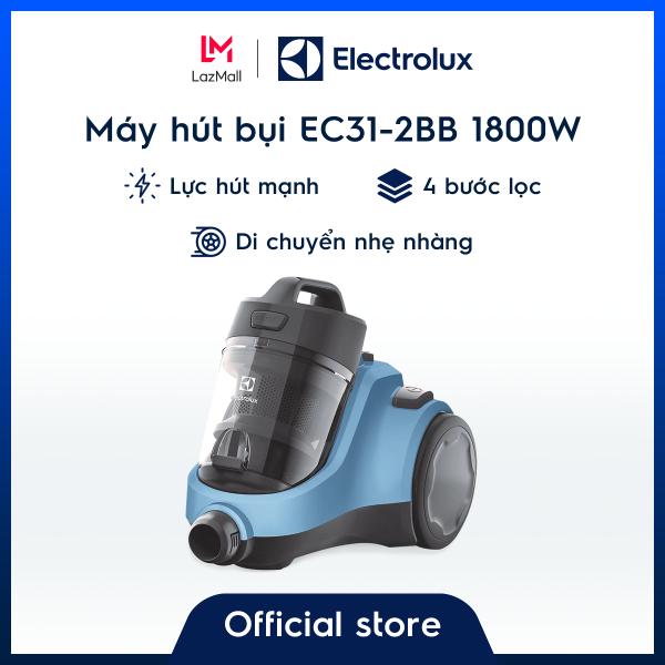[Free shipping HCM - HN] Máy hút bụi dung tích lớn EC31-2BB– Lực hút mạnh – Lọc khí 4 bước – Di chuyển dễ dàng – Hàng chính hãng