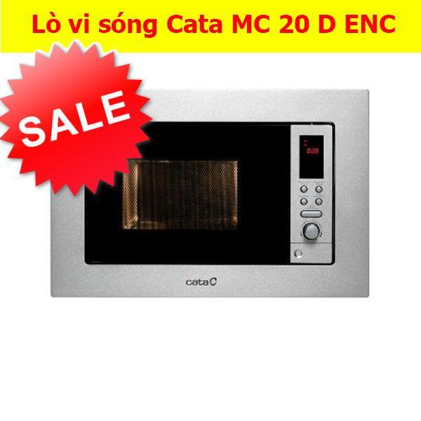 Lò vi sóng Cata MC 20 D ENC khuyến mãi lớn