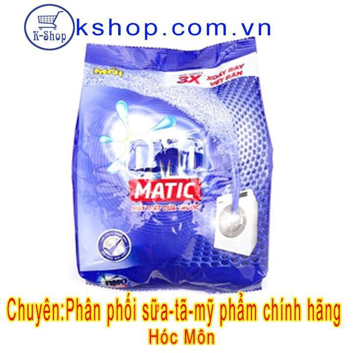 Bột Giặt Omo Matic Cửa Trước 3x 3 Sức Mạnh 3kg Giảm Cực Sốc