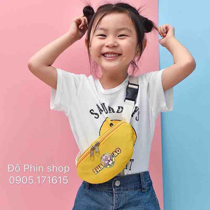 Giá bán Túi đựng bao lì xì cho bé 2020 - Túi đeo chéo cho bé - Túi bao tử cho bé - túi đeo bụng cho bé