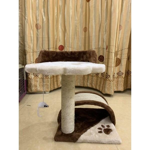 Cattree 2 Tầng Cho Mèo