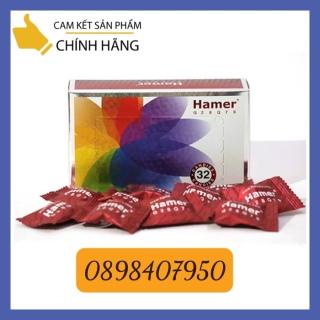 10 viên [chuẩn auth date mới] kẹo sâm Hamer candy thế hệ Mới thumbnail