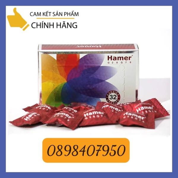 10 viên [chuẩn auth date mới] kẹo sâm Hamer candy thế hệ Mới